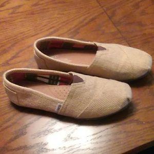 TOMS Women's Slip on shoes
